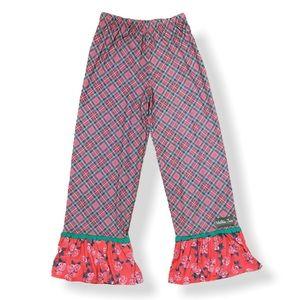 Matilda Jane Pajama Pants Long Winters Nap Ruffles